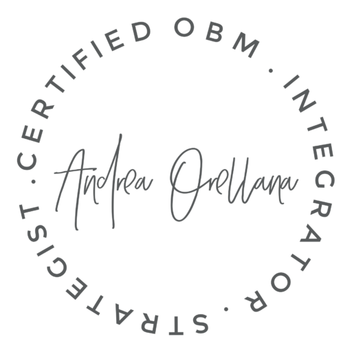 Andrea Orellana Certified Online Business Management