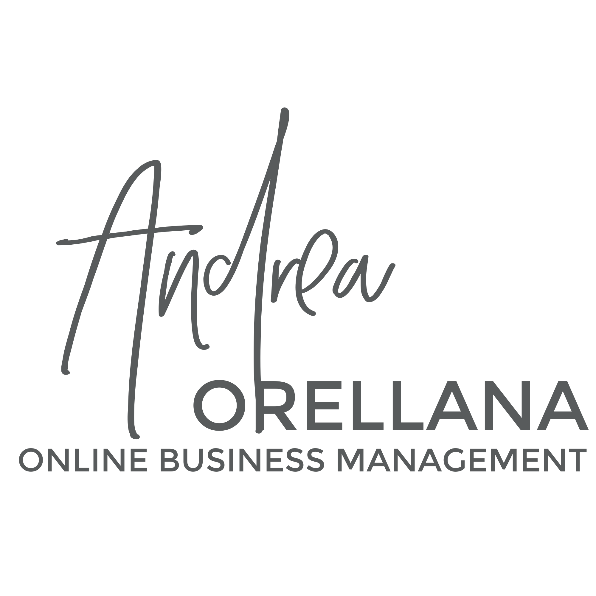 Andrea Orellana Online Business Management