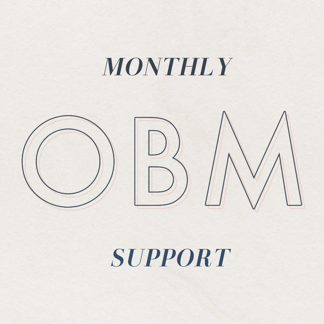 MONTHLY OBM SUPPORT (2)